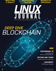 Linux Journal March 2018