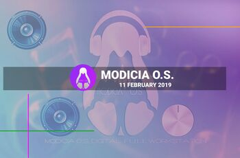 Modicia OS 11022019 - All the software has been updated to the latest version  gnulinux.ro