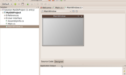 Introducere in Gtk-sharp - GNU/Linux.ro