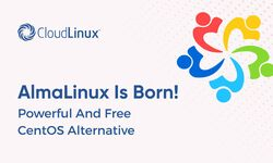 Alma Linux, an open-source RHEL fork built by the CloudLinux team - gnulinux.ro