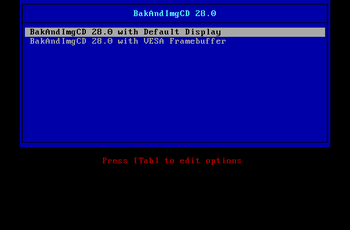 BakAndImgCD 28.0 released. GNU/Linux.ro