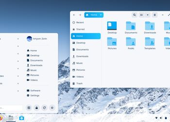 Zorin OS 16 in new clothes: test the beta version gnulinux.ro