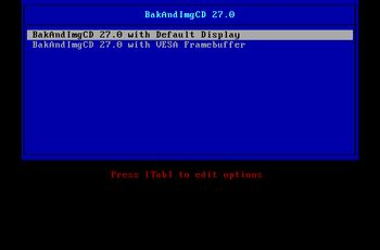 BakAndImgCD 27.0 released gnulinux.ro
