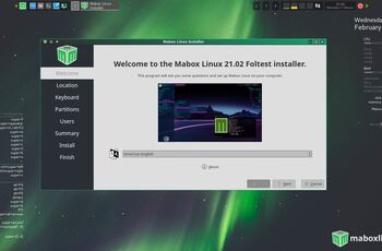 Mabox 21.02 Foltest gnulinux.ro