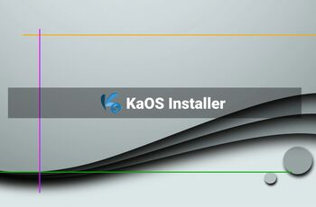 KaOS Installer tutorial  gnulinux.ro