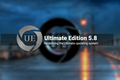 Ultimate Edition 5.8 - built from the Ubuntu 18.04 Bionic Beaver - gnulinux.ro