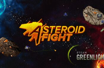 Asteroid Fight - promitatorul RTS on-line va sprijini Linux GNU/Linux.ro