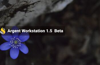 Argent Workstation 1.5 beta  gnulinux.ro