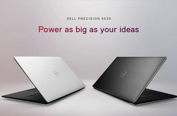 Dell Precision 5530 Developer Edition cu Ubuntu gnulinux.ro