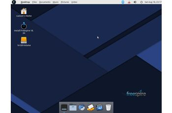 Freespire 4.5 Release  gnulinux.ro