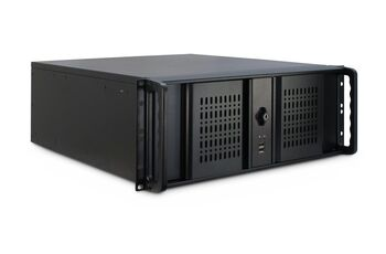 Server custom Hosting/Cloud - 12 nuclee 32 Gb ram, Intel Xeon E5-1620 3.5 GHz, Intel i350 Dual Port + management gnulinux.ro