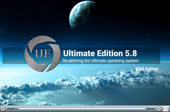 Ultimate Edition 6.3 Gamers - KDE Version  gnulinux.ro