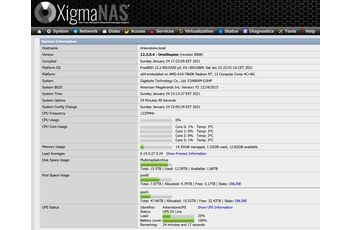 XigmaNAS 12.2.0.4.8008 Ornithopter - an upgrade for the EOL 12.1.0.4.xxxx branch. gnulinux.ro