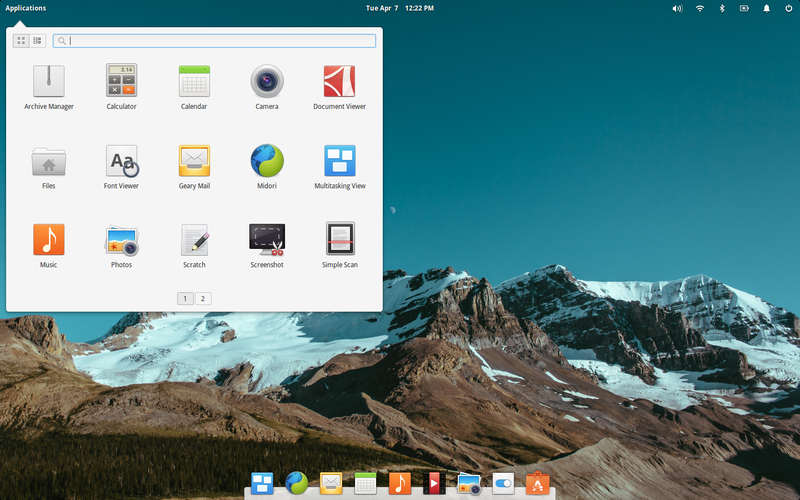 elementary OS gnulinux.ro