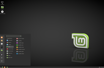 Linux Mint 19.1 Cinnamon, MATE si Xfce - prima actualizare a Linux Mint 19 gnulinux.ro