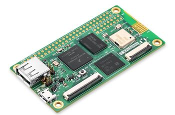 Innostick 6 - Tiny SBC ruleaza Linux pe low-power i.MX6 ULL GNU/Linux.ro