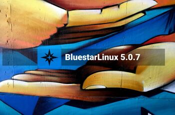 BluestarLinux 5 0 7 - Arch Linux-based distribution  gnulinux.ro