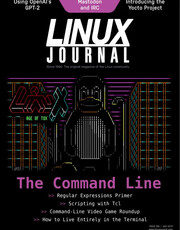 Linux Journal July 2019