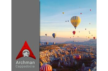 Archman – Xfce 2018.09 Code name: Cappadocia Stable Release gnulinux.ro