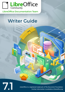 LibreOffice - Writer Guide 7.1