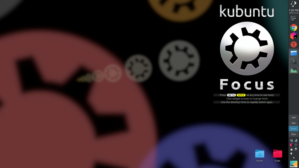 Kubuntu Focus Laptop - MindShareManagement Inc si Tuxedo Computers