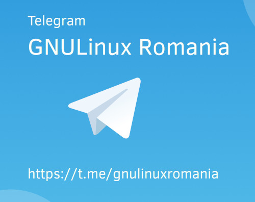 GNU/Linux Telegram